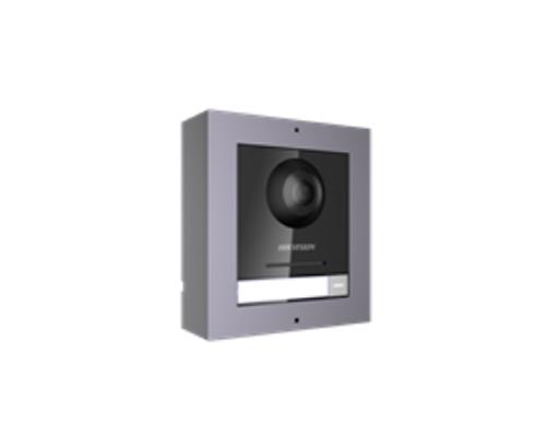DS-KD8003-IME1/表面可视对讲模块门禁系统