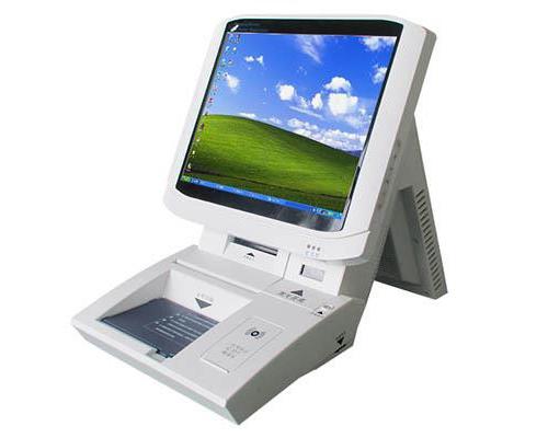 双屏访客一体机DS-K5002